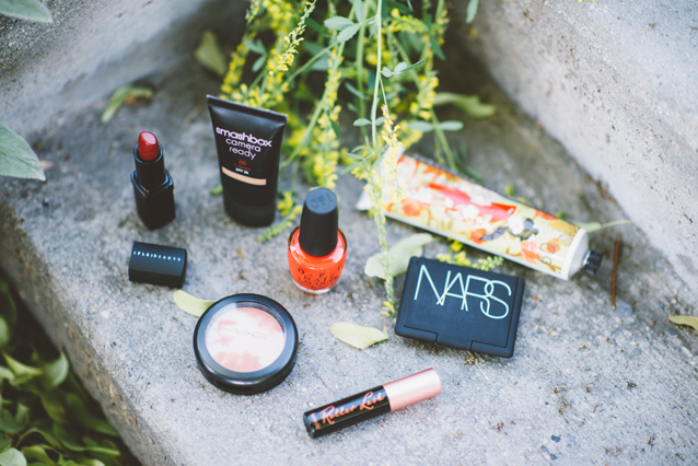 finding beautiful truth, transitional makeup, beauty buys