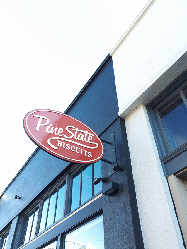pine state biscuits, finding beautiful truth, portland