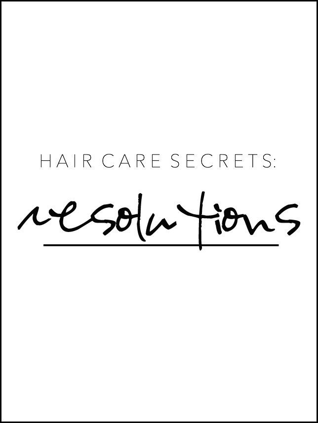 hair care secrets, hair resolutions, finding beautiful truth