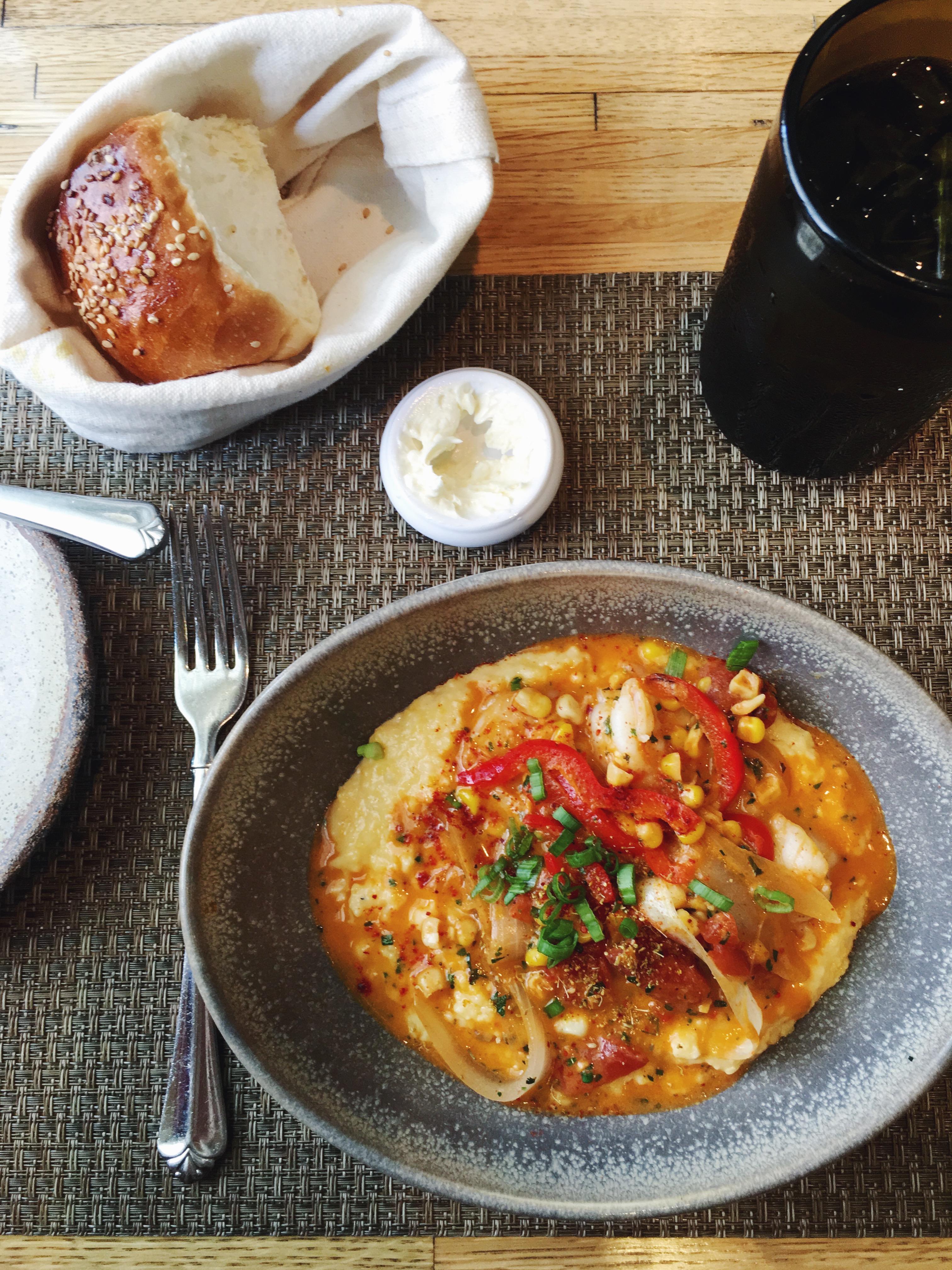 charleston food scene: lunch at husk restaurant