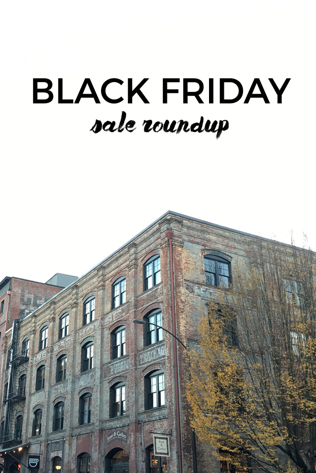 black friday sales via Finding Beautiful Truth