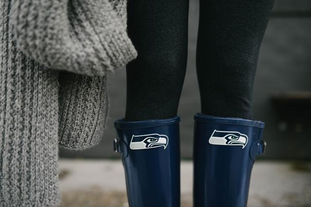 $100 NFL Fan Style GIVEAWAY | via Finding Beautiful Truth