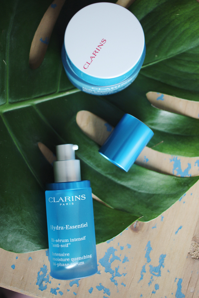 2017 beauty resolutions with Clarins | via Finding Beautiful Truth