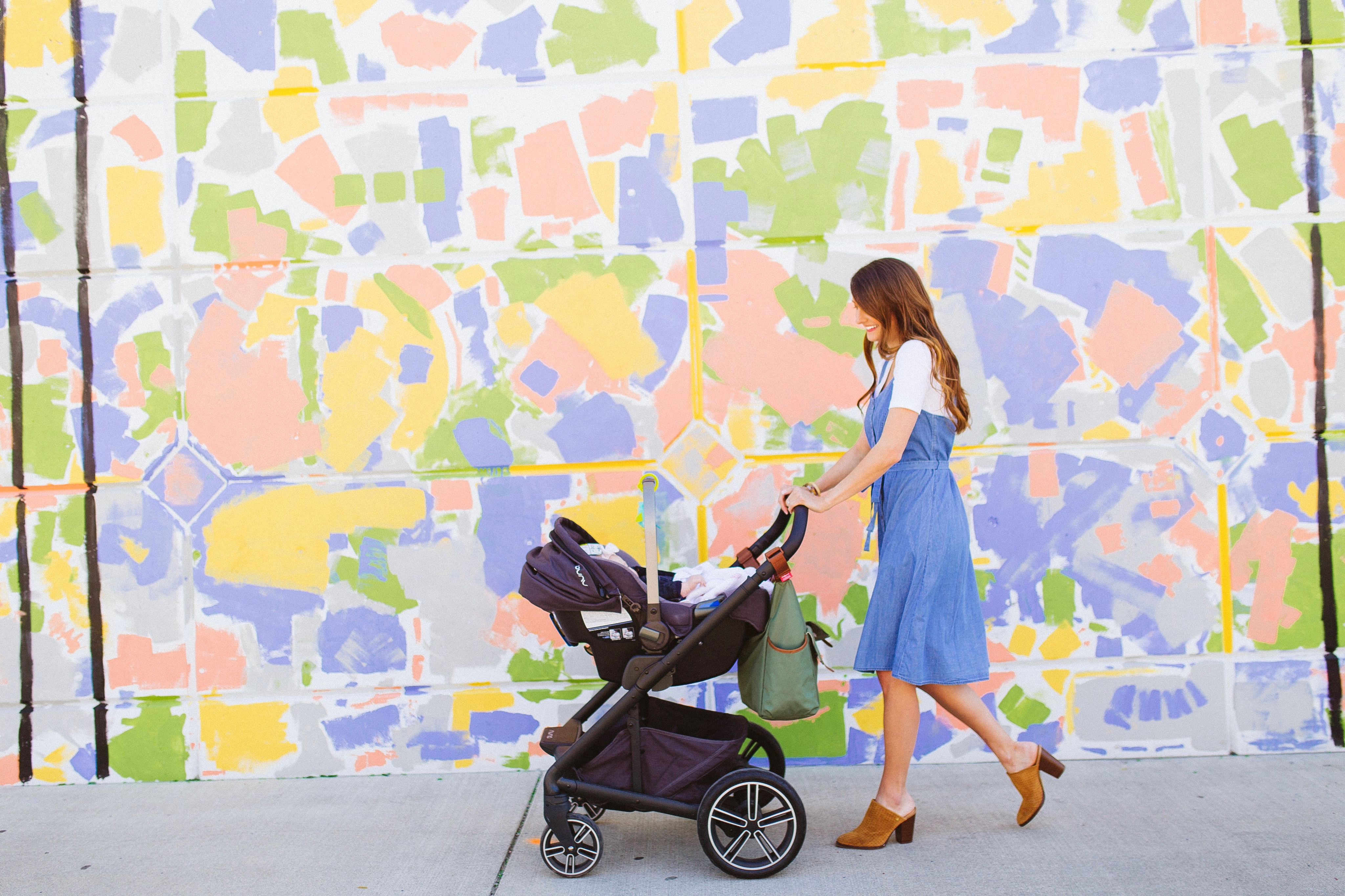 casual mom style for everyday outings | via Finding Beautiful Truth
