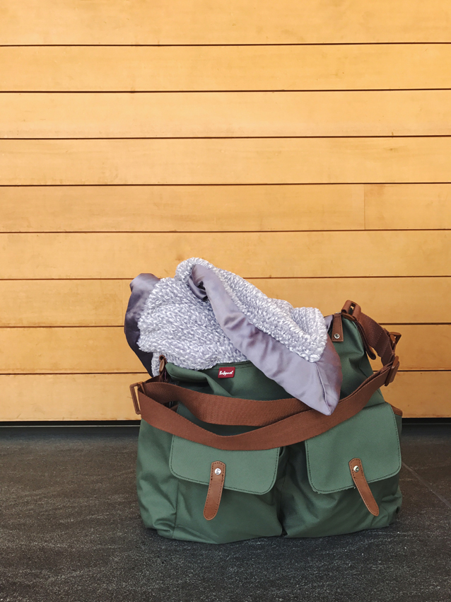 tips for traveling with a baby | via Finding Beautiful Truth