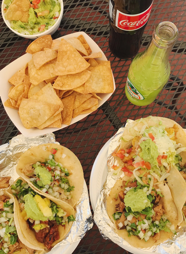 downtown provo street tacos | places to eat in utah via Finding Beautiful Truth