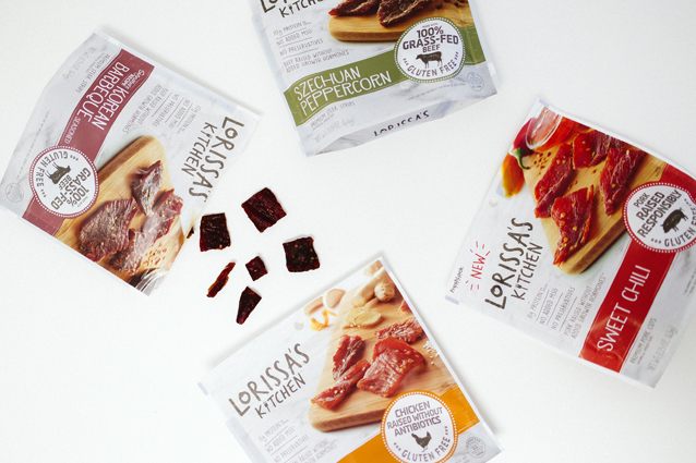 protein snacks for moms on-the-go | via Finding Beautiful Truth