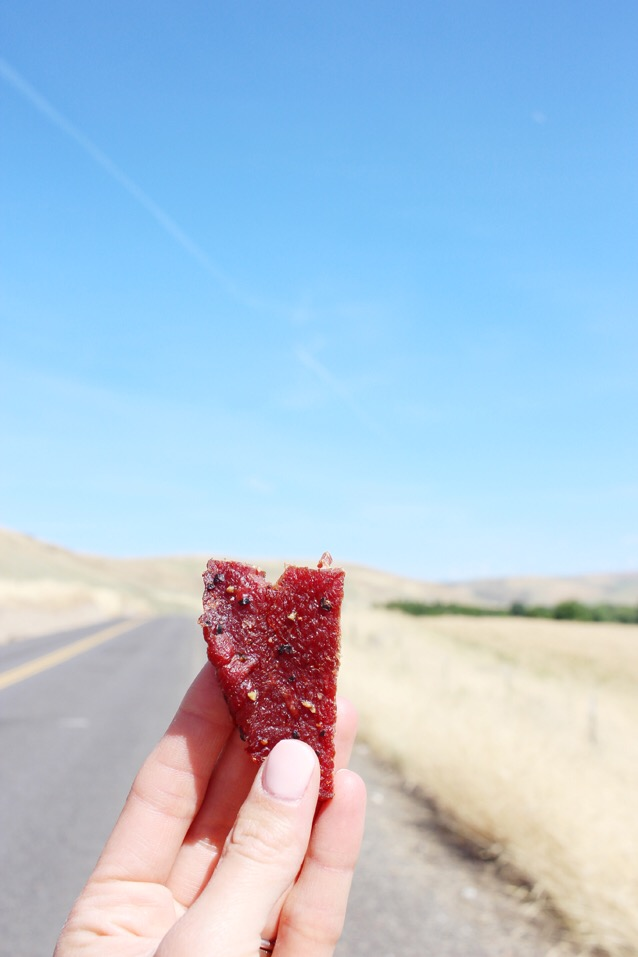 washington road trip + protein snacks | via Finding Beautiful Truth