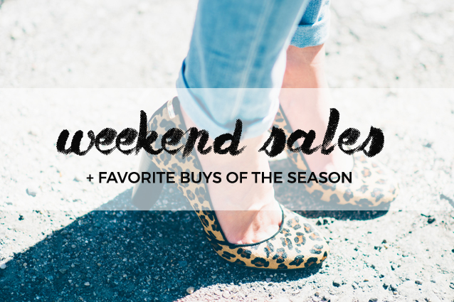 sale roundup + my favorite buys of the season | Finding Beautiful Truth
