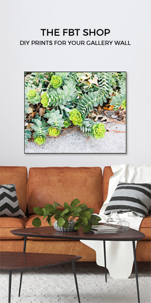 The FBT Shop | DIY Prints for Your Gallery Wall via Finding Beautiful Truth