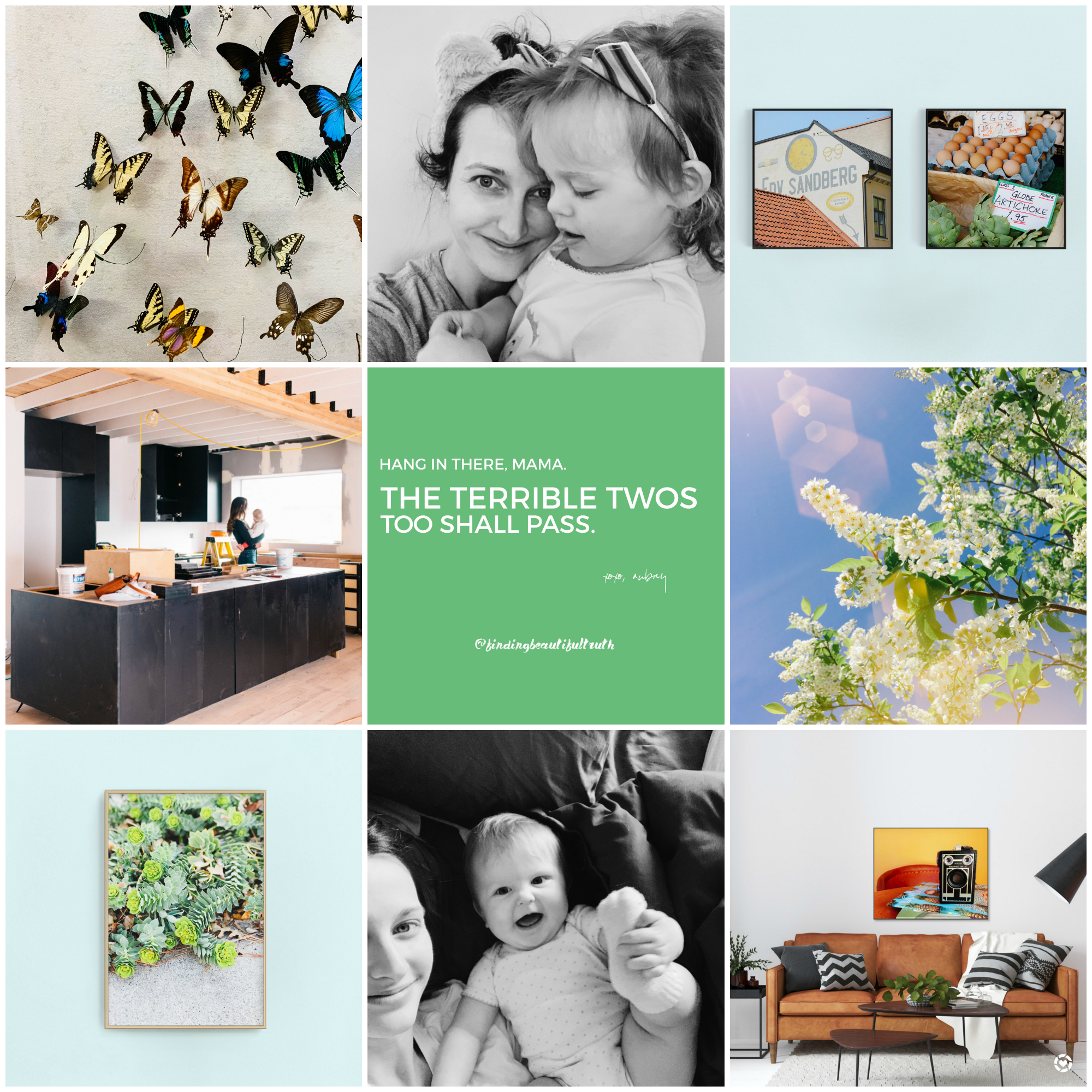 may instagram roundup + coordinating links | Finding Beautiful Truth